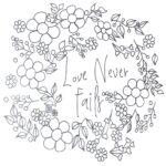 Love never fails CP