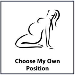 Choose My Own Birthing Position