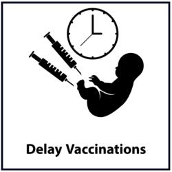 Delay Vaccinations
