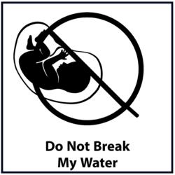 Do Not Break My Water