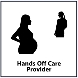 Hands Off Care Provider