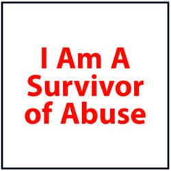 Survivor of Abuse: Red