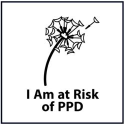 I am at Risk of Postpartum Depression: Dandelion