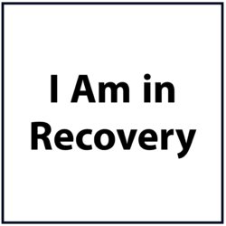 I am in Recovery: Black