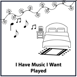 I Have Music I Want Played