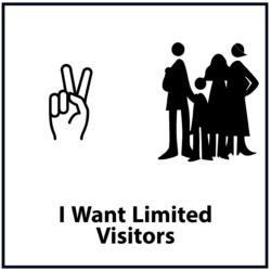 I Want Limited Visitors