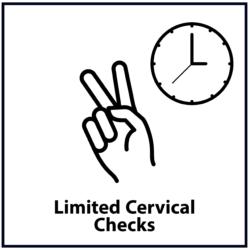 Limited Cervical Checks