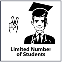 Limited Number of Students