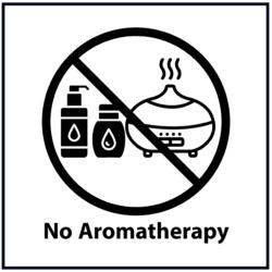 No Aromatherapy: Black
