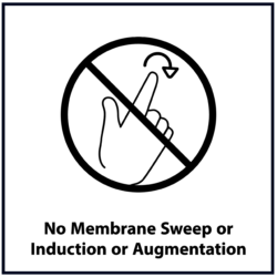 No Membrane Sweep: Black