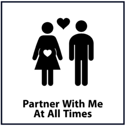 Partner With Me At All Times