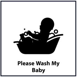 Please Wash My Baby