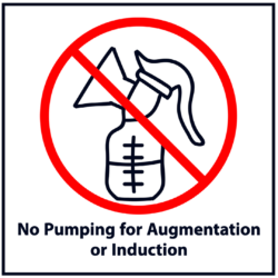 No Pumping for Augmentation or Induction: Red